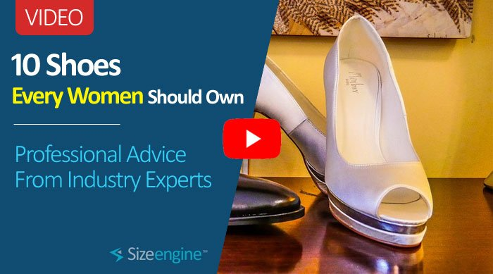 10 Shoes Every Women Should Own