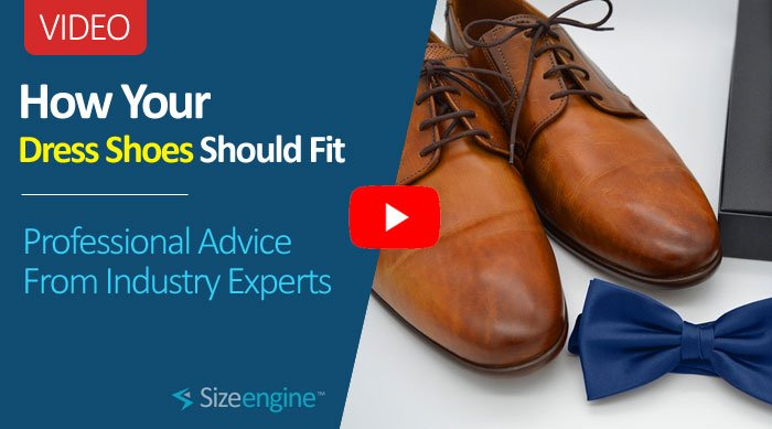 How Your Dress Shoes Should Fit