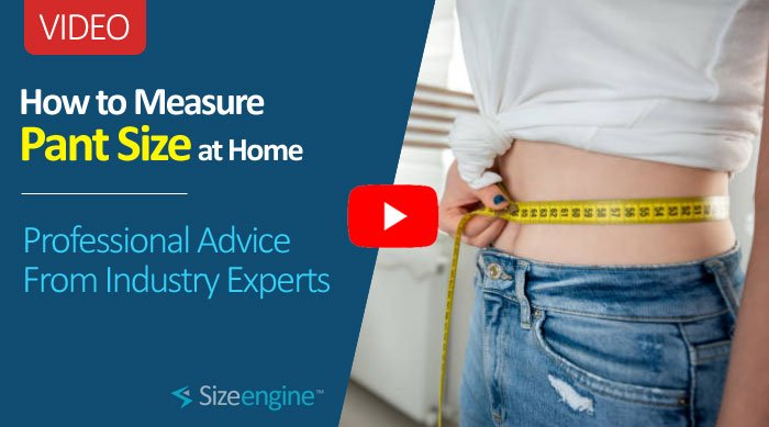 How to Measure Women's Pant Size at Home